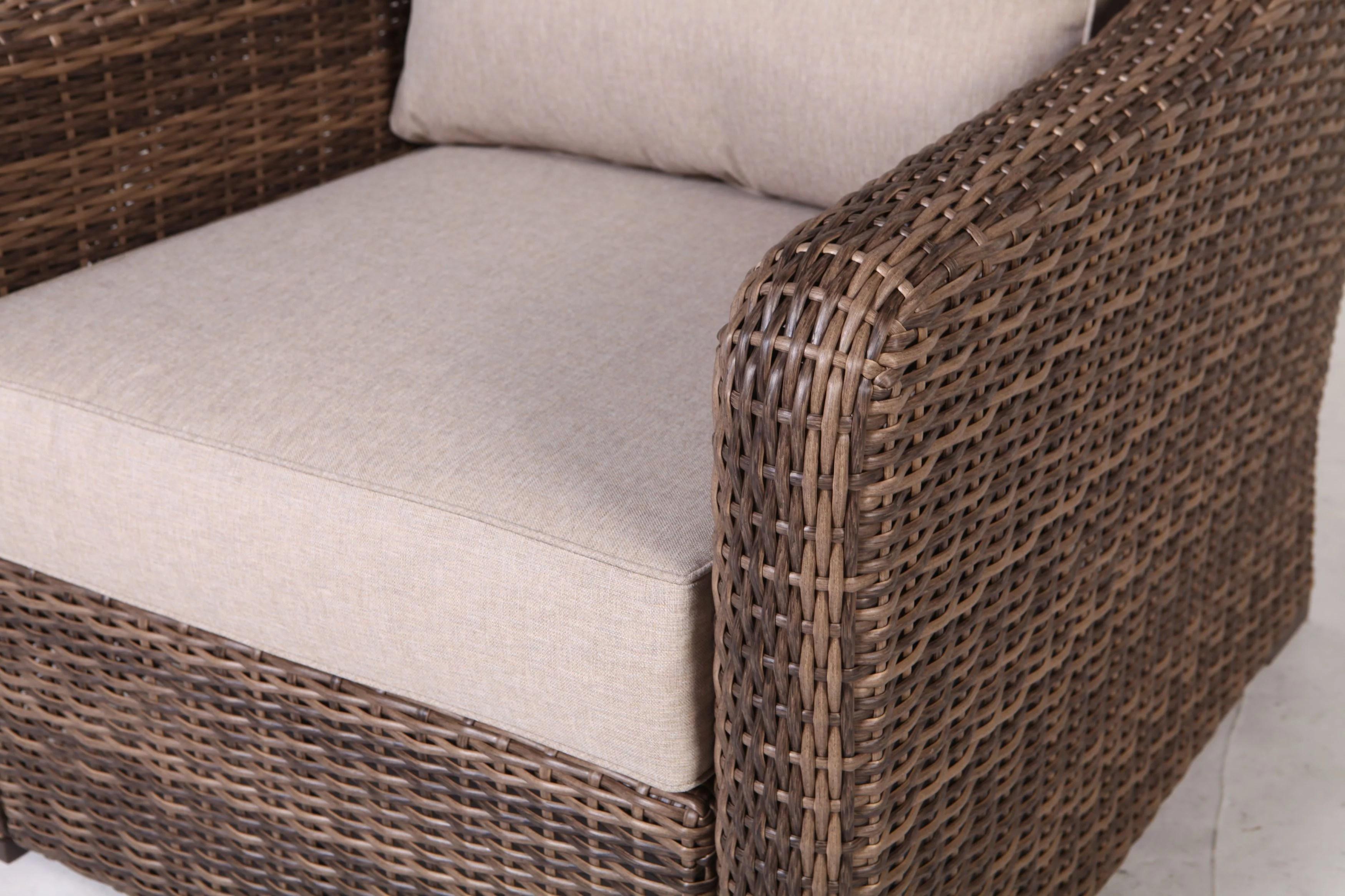 better homes and gardens hawthorne park 4 piece sofa conversation set