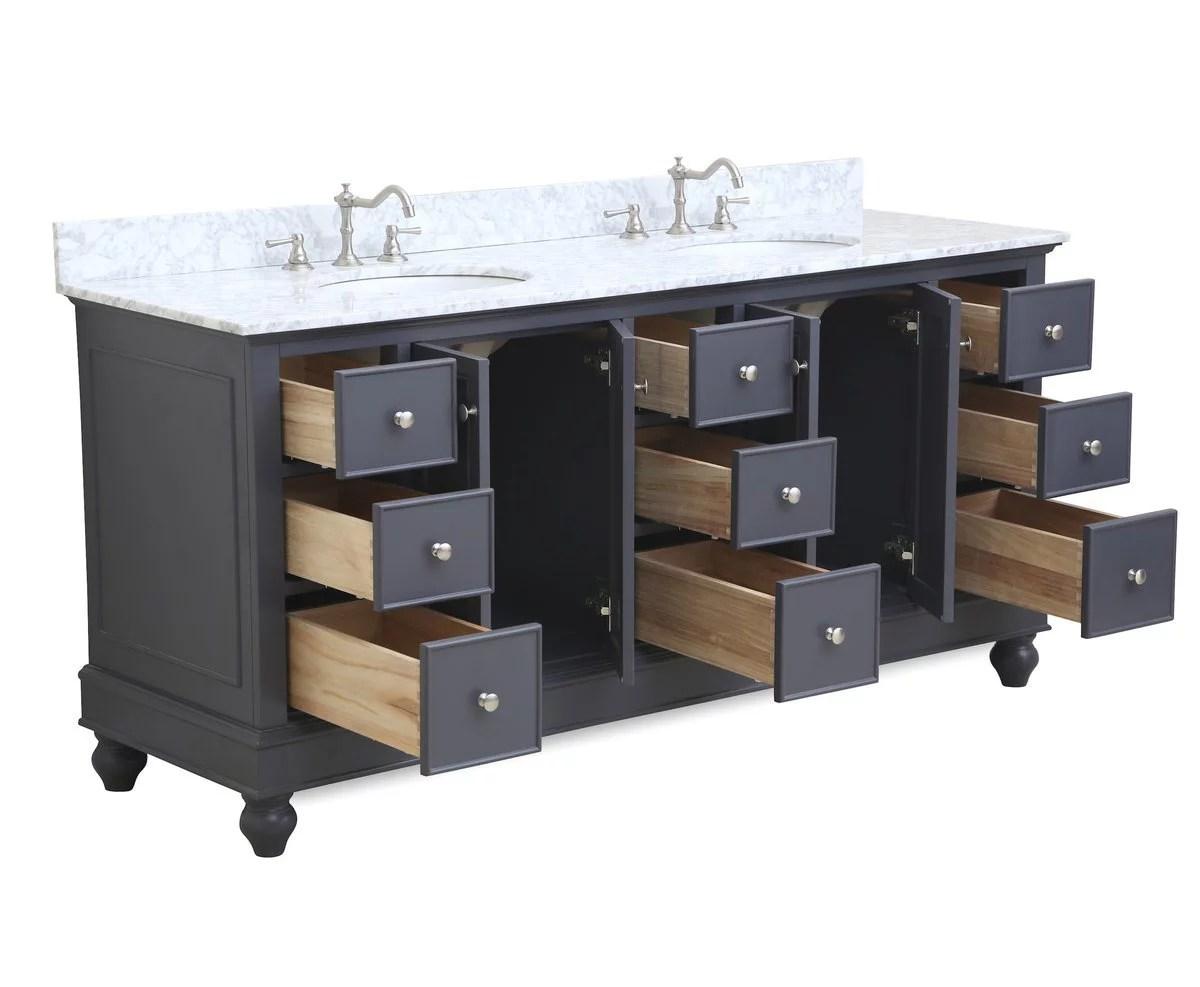 bella 72 double bathroom vanity