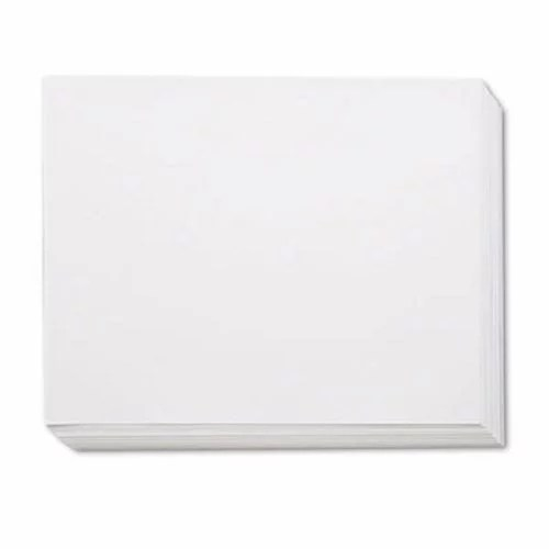 office depot 72 recycled tri fold corrugate display board 36in x 48in white 26991