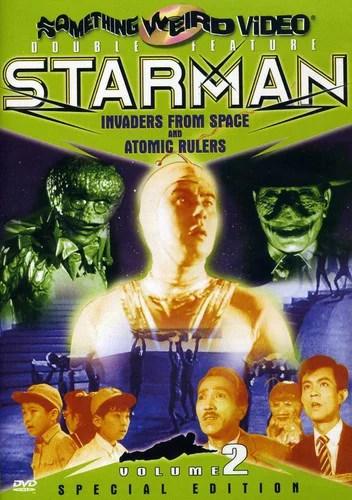 014381119428 UPC Image Entertainment Starman Vol 2