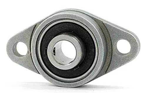 12mm flange bearing kfl001 miniature pillow block mounted bearings