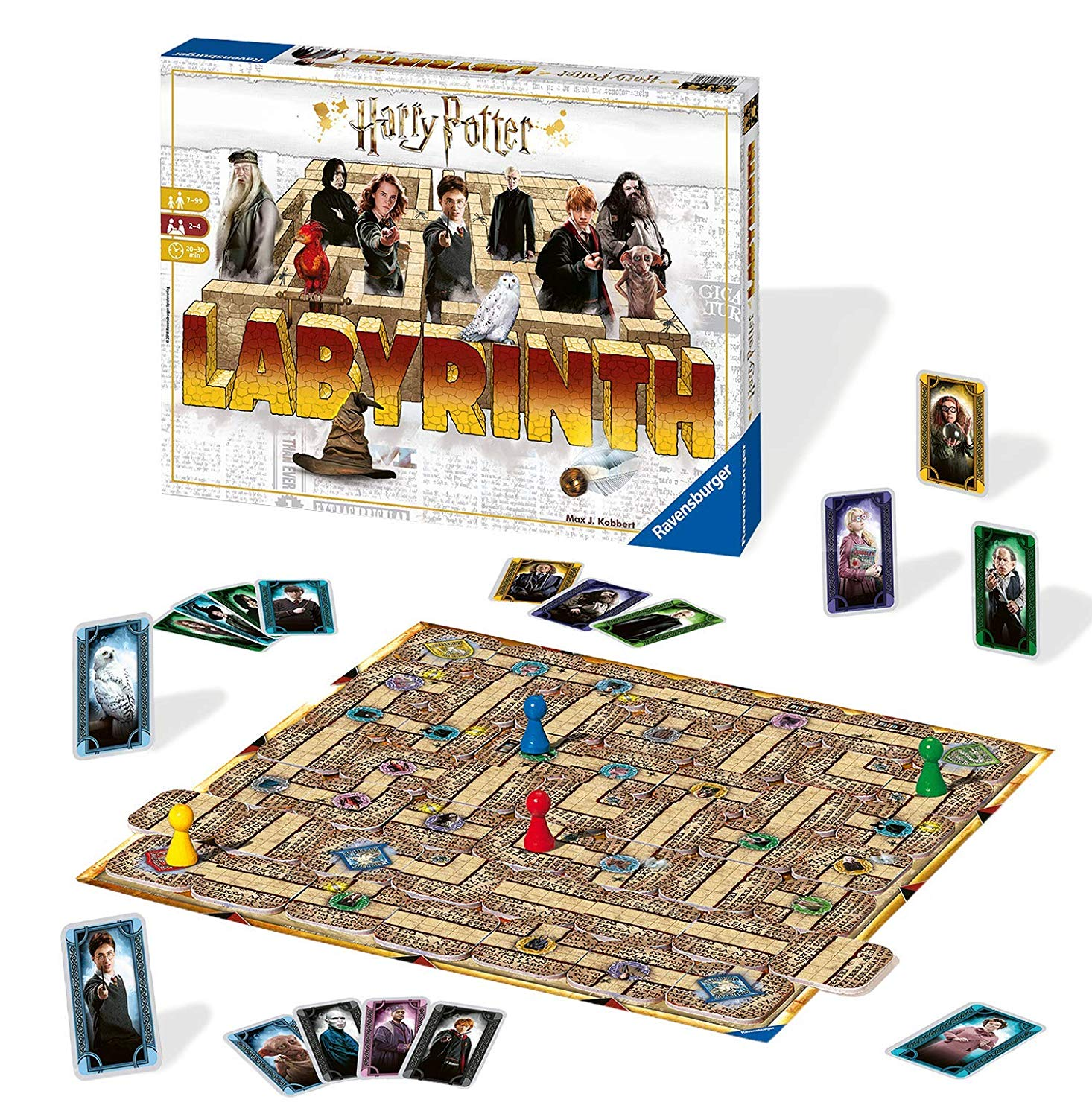 Harry Potter Labyrinth Game What You Get