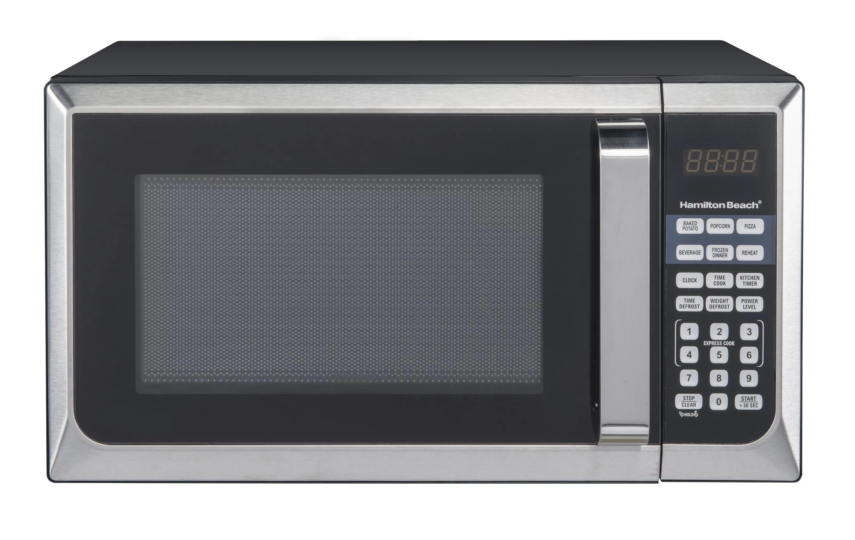 stainless steel microwaves walmart com
