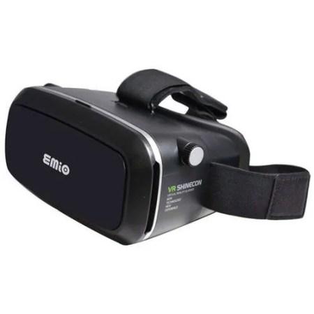 Emio 00238 Vacation Reality 360 App and VR Visor, Black