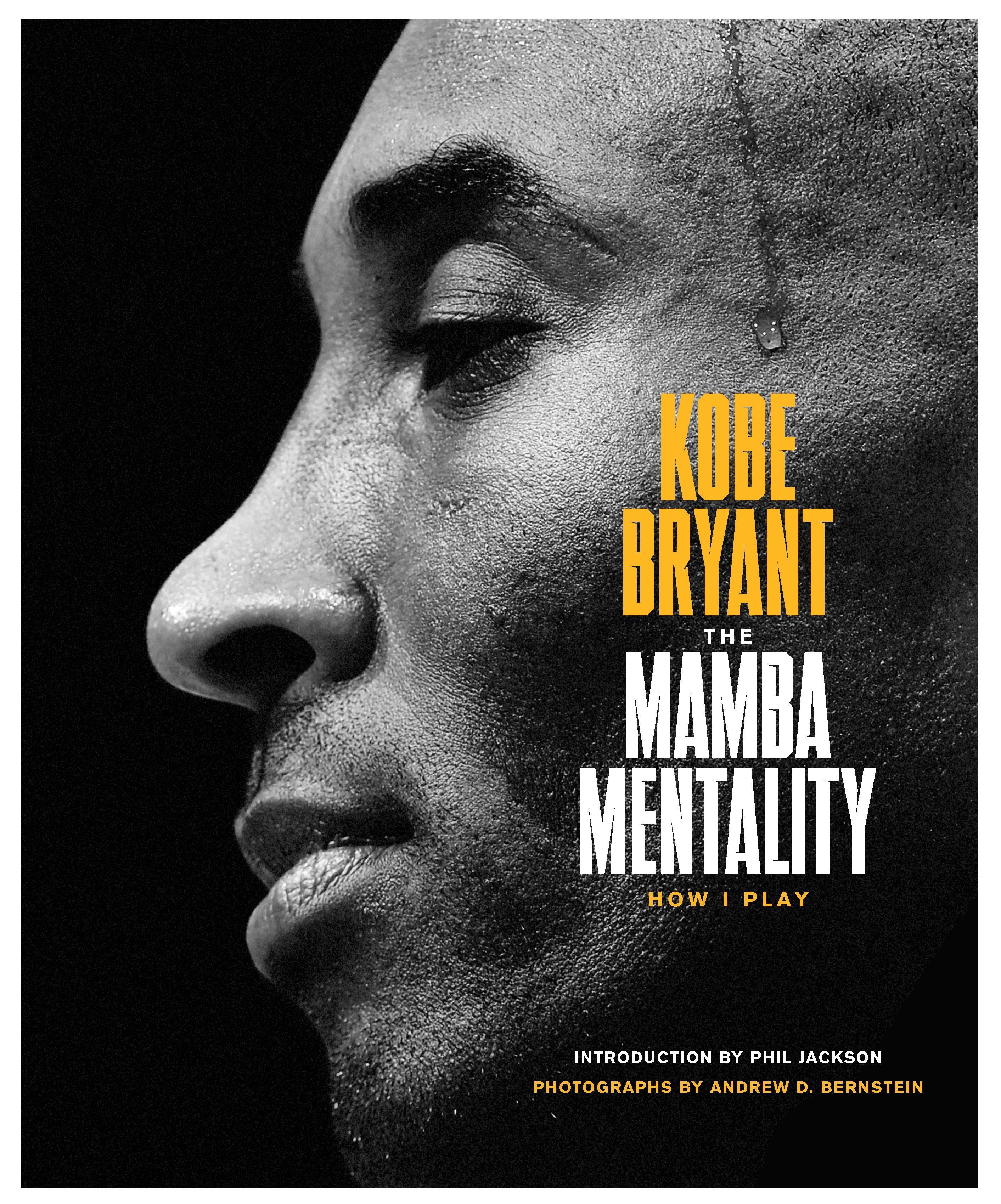 The Mamba Mentality: How I Play – Hardcover