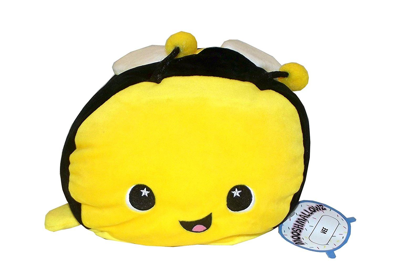 moosh pillow plush toy vee the bee 12 walmart com