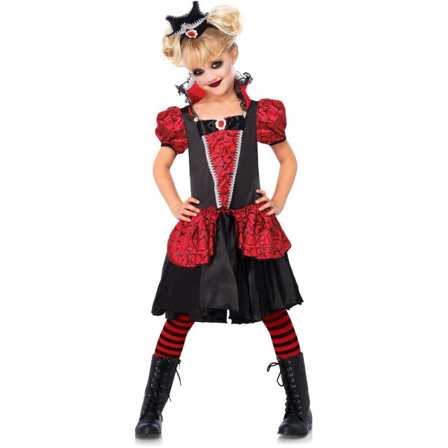 vampire costume for teens & girls v&iress queen costume sc 1