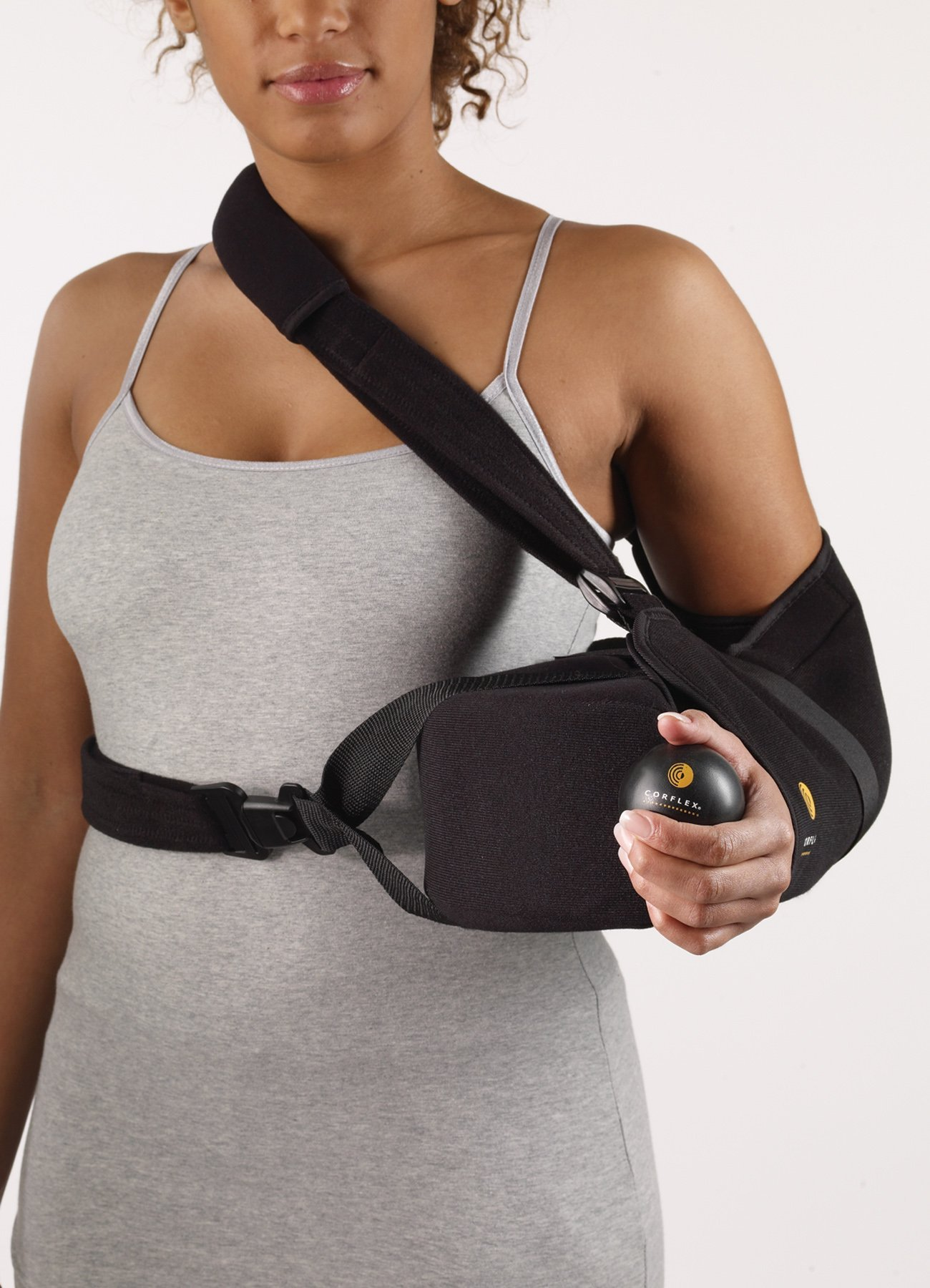 corflex ultra shoulder abduction pillow w sling small