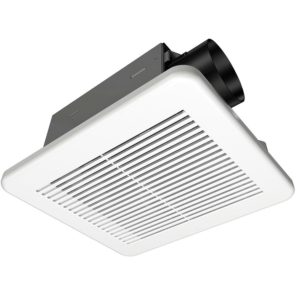 hampton bay 50 cfm ceiling bathroom exhaust fan walmart com