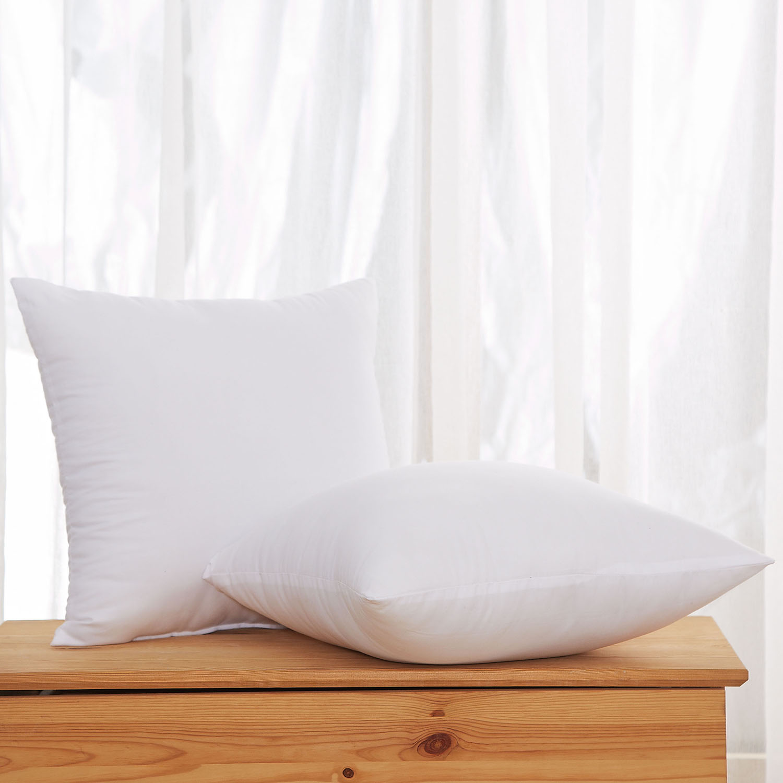 pillow insert 16x16 decorative sham