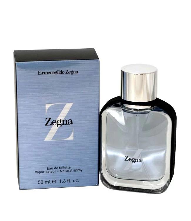 Z Zegna Eau De Toilette Spray 1.6 Oz / 50 Ml for Men by Ermenegildo Zegna