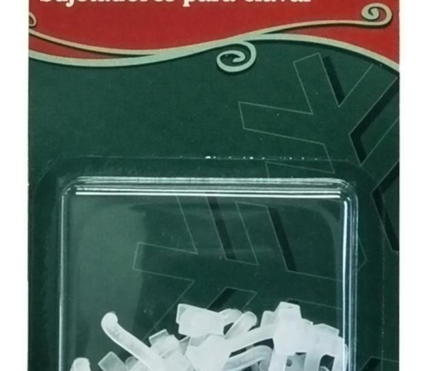 Ct Indoor Outdoor Nail On Christmas Light Clips For Wood Siding Trim