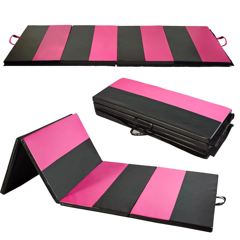 Ainfox 4 X10 X2 Gymnastics Gym Mat 4 Folding Exercise