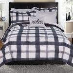 Shadow Box Bed In A Bag By Brown And Gray Home Garden Bedding