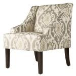 Homepop Suri Swoop Arm Accent Chair Multiple Colors Walmart Com Walmart Com