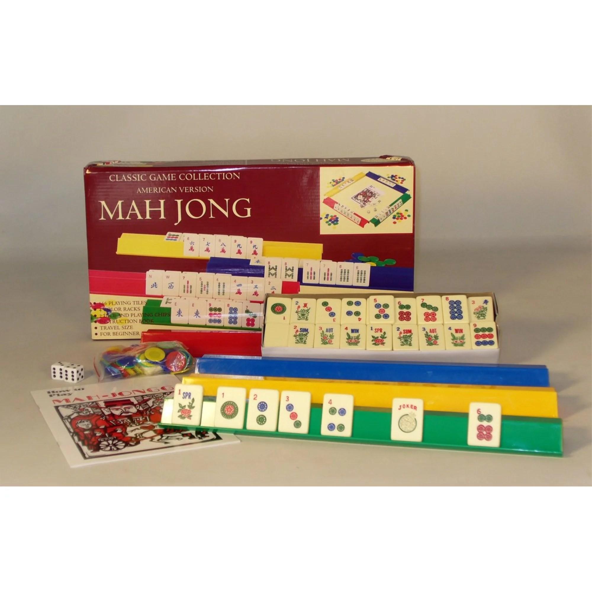 classic games collection travel mah jong walmart com