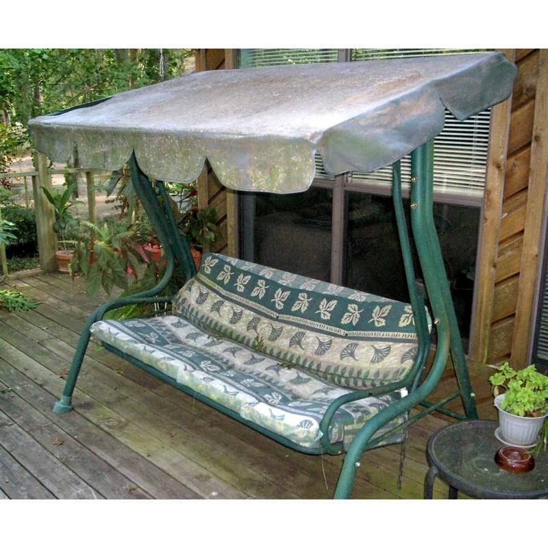 garden winds replacement canopy top for shanghai keysheen swing