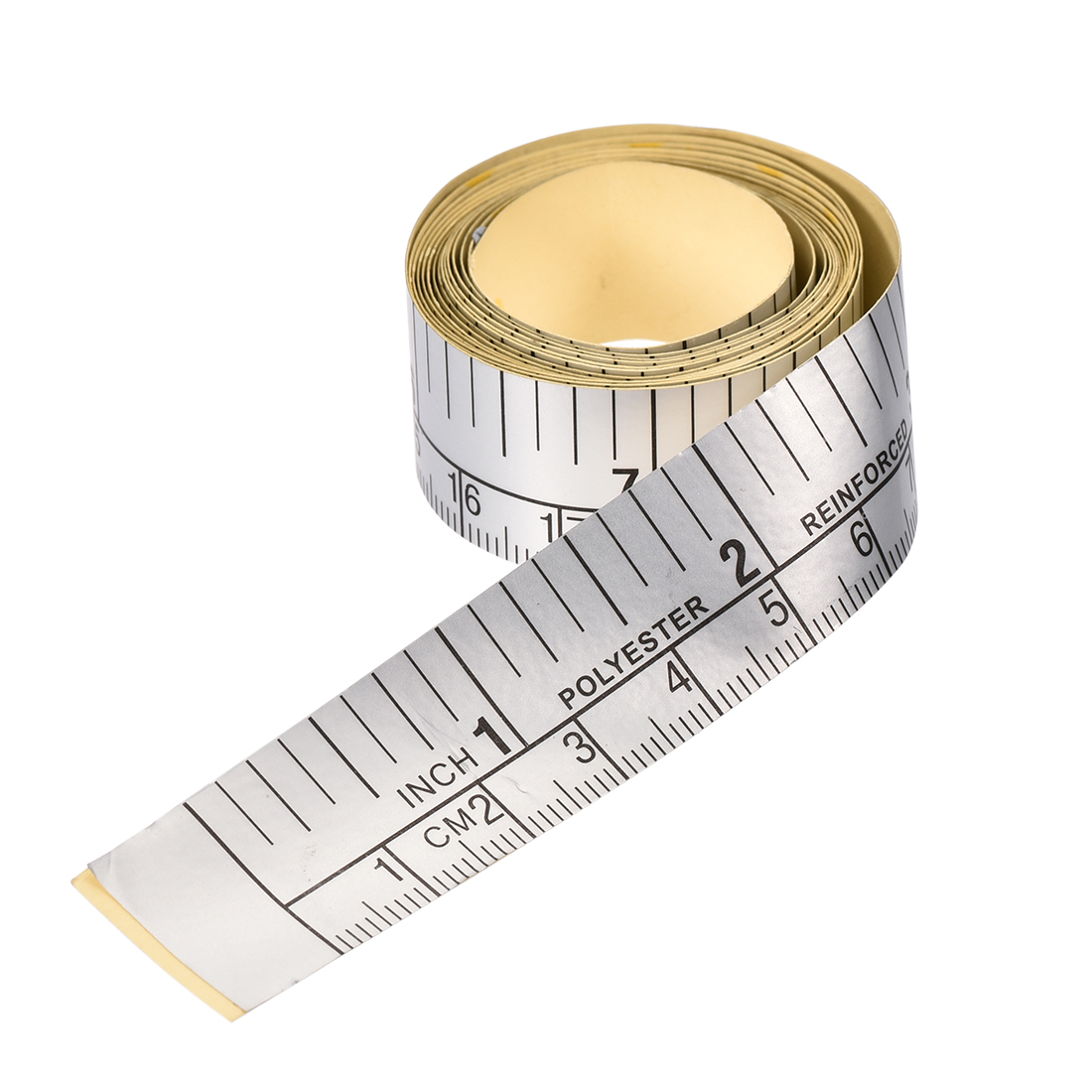 Adhesive Backed Tape Measure 152cm 60 Inch Metric