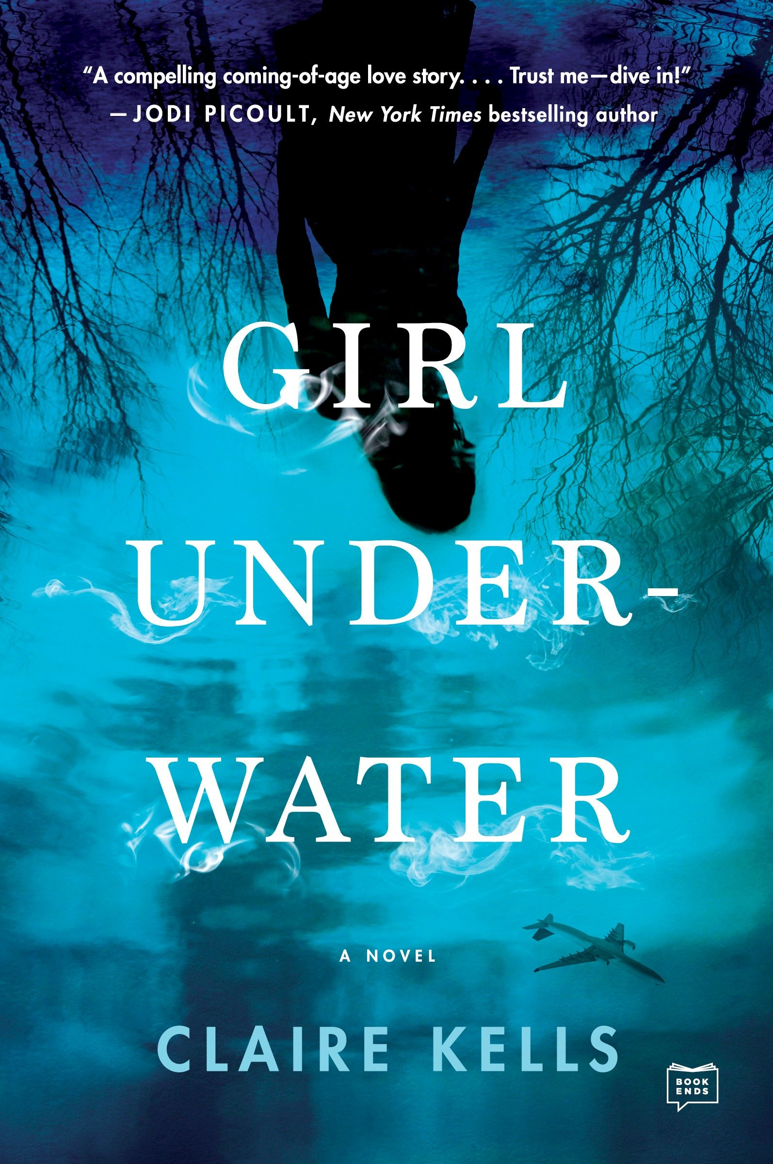 Girl Underwater : A Novel