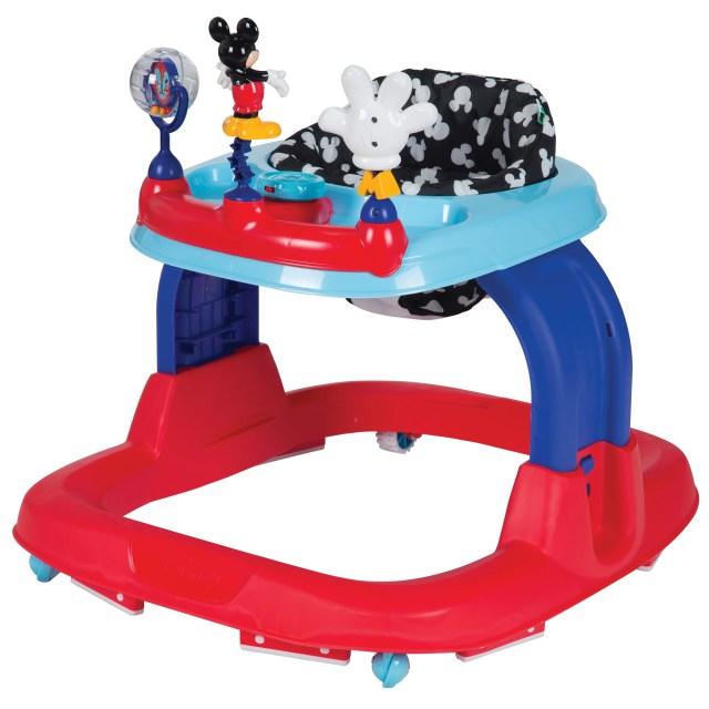 Disney Baby Ready Set Walk Walker Mickey Mouse Walmart
