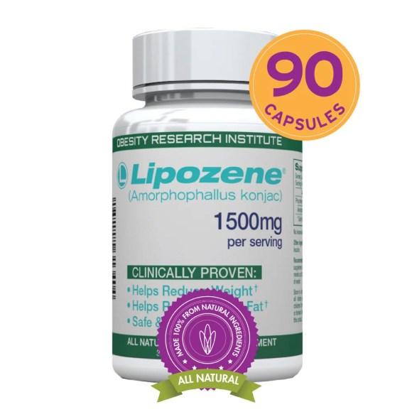 Lipozene Green All Natural Appetite Suppressant Weight ...