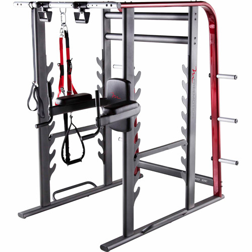 Freemotion Power Cage Bench Walmart Com