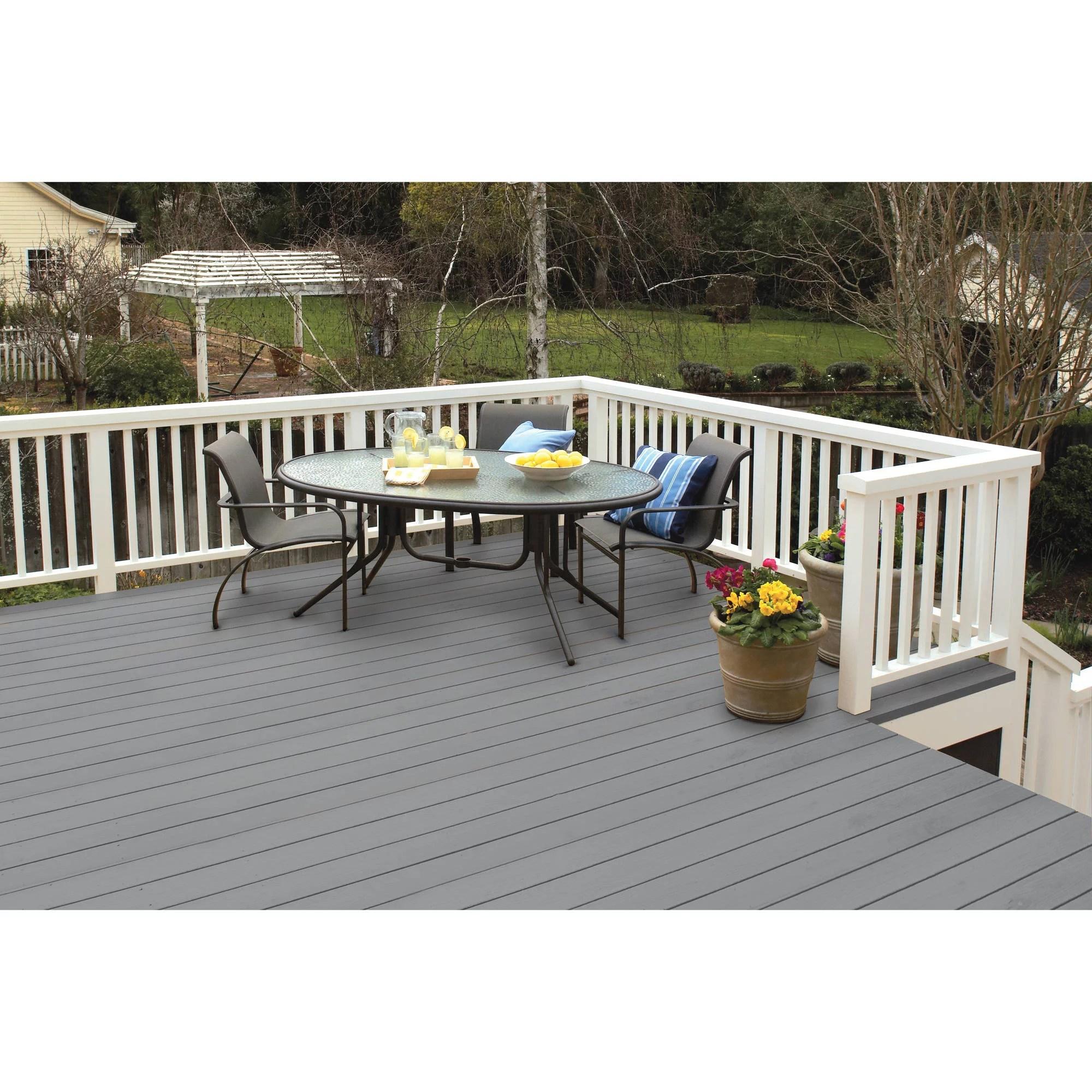 kilz interior exterior enamel porch and patio latex floor paint low lustre 1 gal