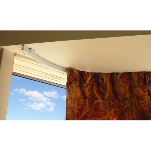 flexible curtain track