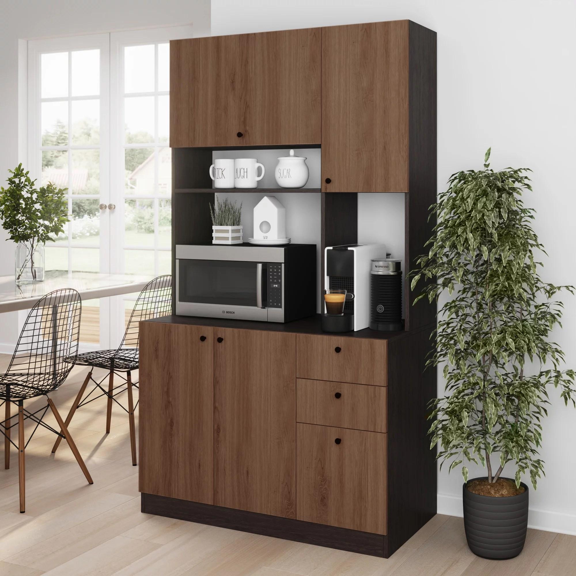 pantry cabinet kitchen china cabinet
