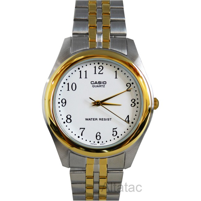 Casio General Men's Watches Metal Fashion MTP-1129G-7B - WW