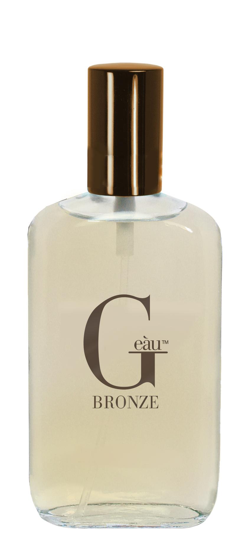 G Eau Bronze, version of Acqua di Gio Absolu*, by PB ParfumsBelcam, Eau de Toilette Spray for Men, 3.4 oz