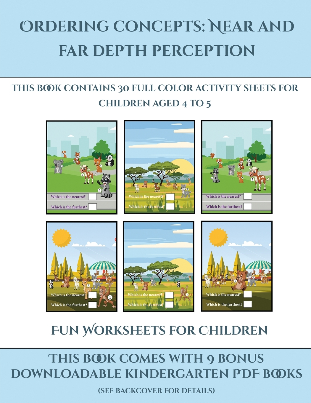 Fun Worksheets For Children Fun Worksheets For Children