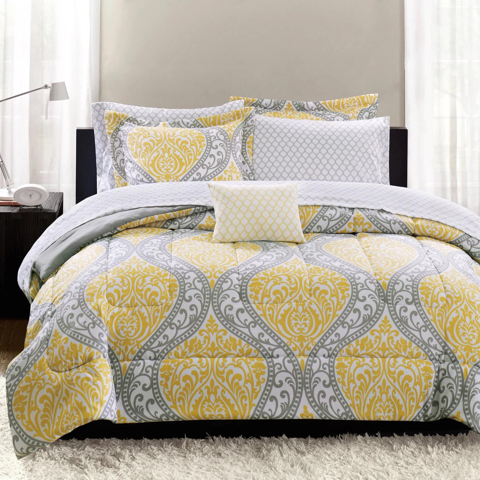 complete bedding set walmart com