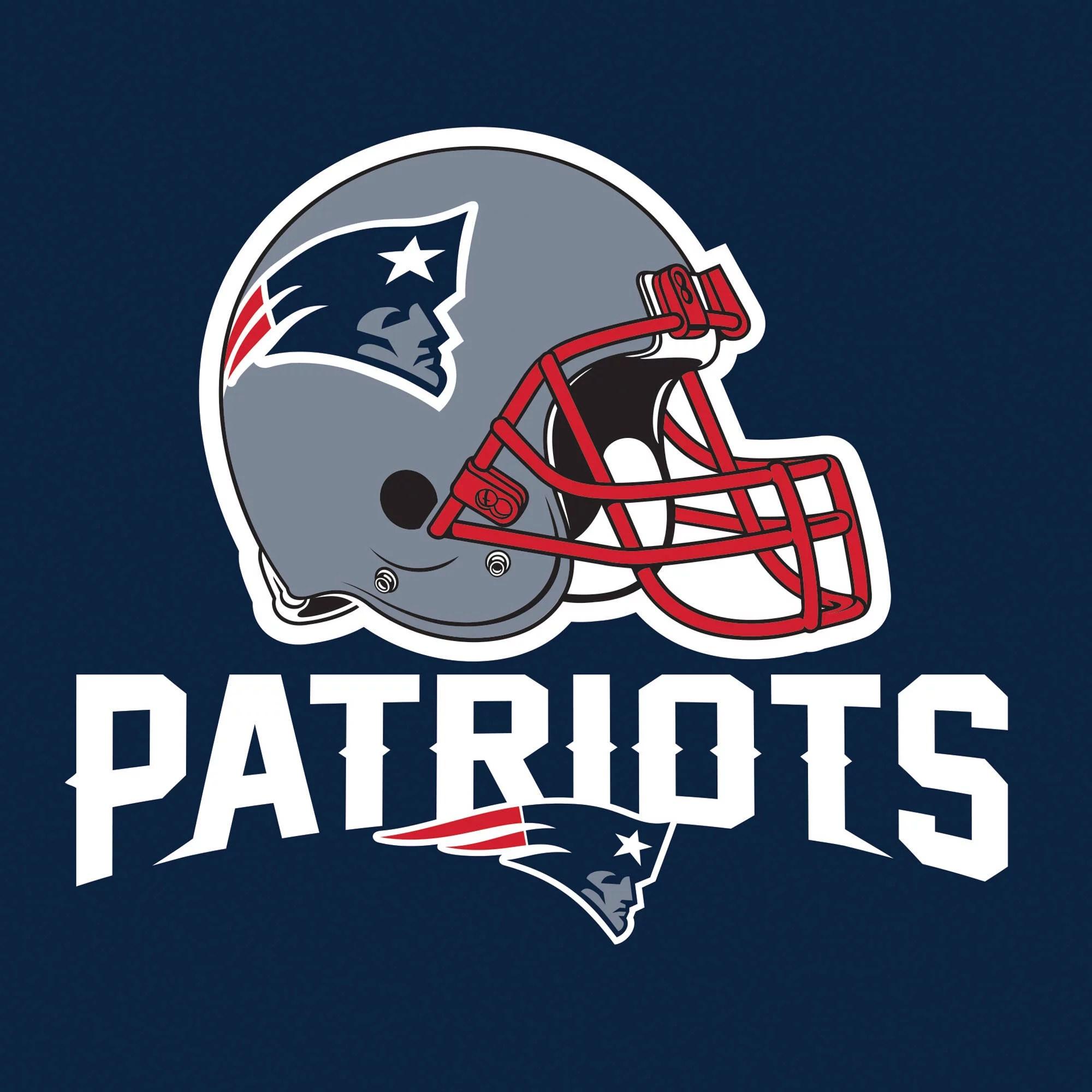 New England Patriots Napkins 16 Pack