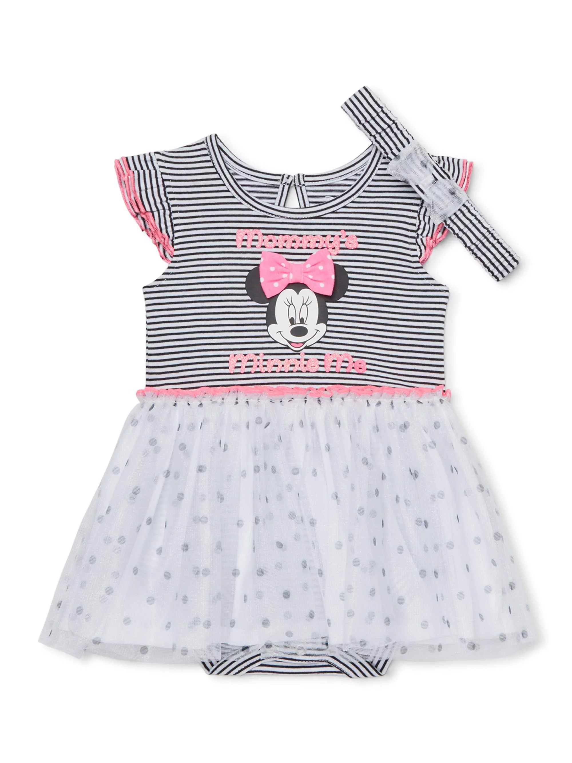 Minnie Mouse Baby Outfit Sets Walmart Com