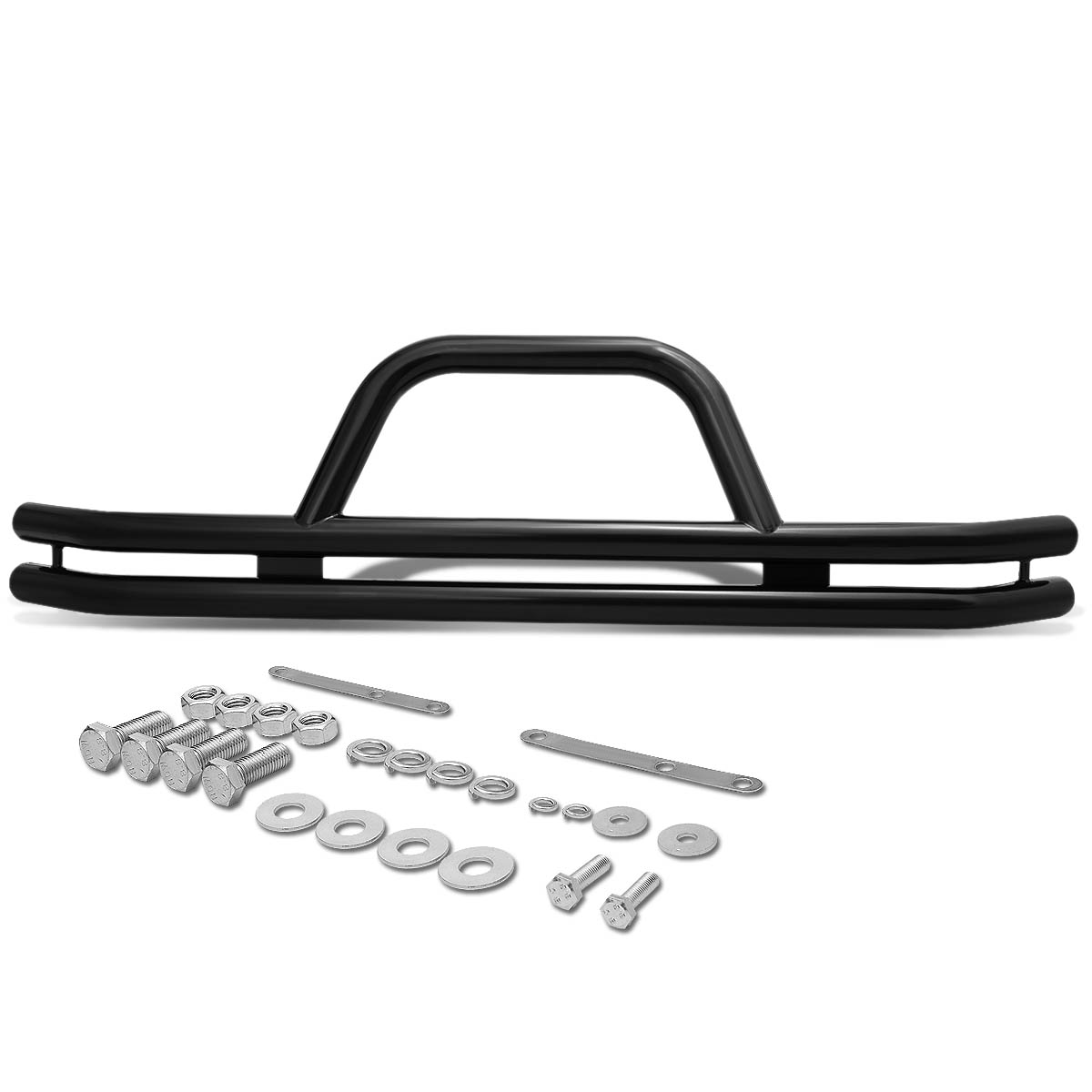 For To Jeep Wrangler 3 Stainless Steel Front