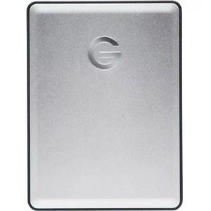 G-Technology G-DRIVE GDRU3CWW40001ADBV3 4TB USB 3.0 Portable Hard Drive 0G06074