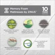 Spa Sensations 8 Memory Foam Mattress Multiple Sizes Image 4
