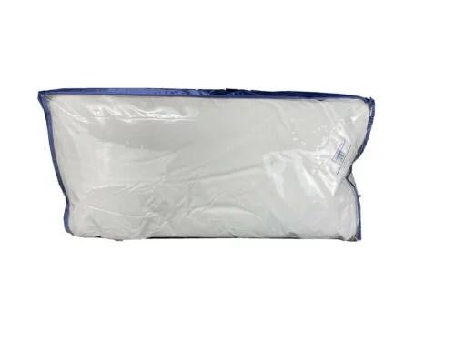 claritin ultimate allergen barrier clear loft embossed king side sleeper pillow