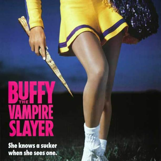"Buffy the Vampire Slayer Movie POSTER 27"" x 40"" Style B - Walmart.com - Walmart.com"