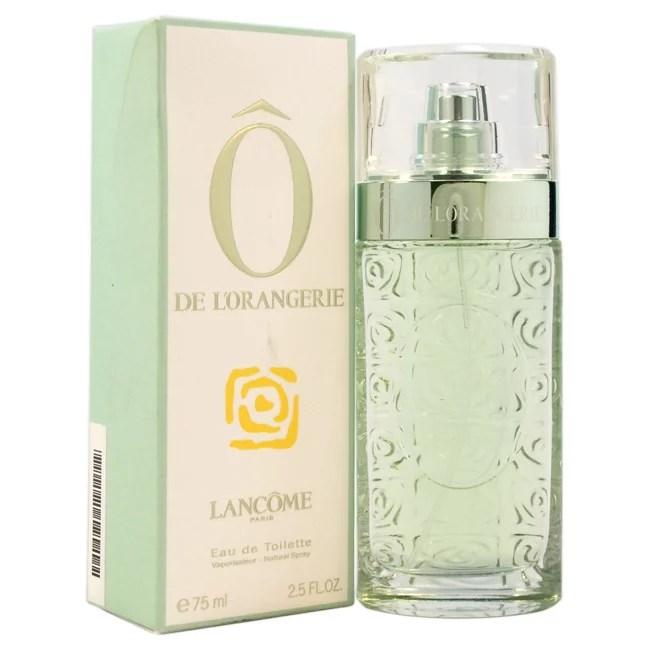 O De L'Orangerie by Lancome for Women – 2.5 oz EDT Spray