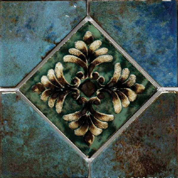 classic pool tile ctdes302deco destiny series aquamarine deco tile