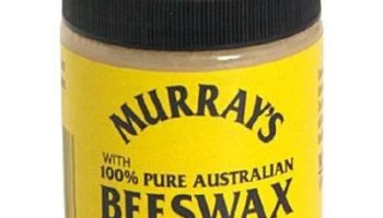 Murray's Black Beeswax, 3.5 oz
