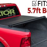 Gator Roll Up Fits 2019 Dodge Ram 1500 5 7 Ft Bed Only Soft Tonneau Truck Bed Cover Made In The Usa 1385954 Walmart Com Walmart Com