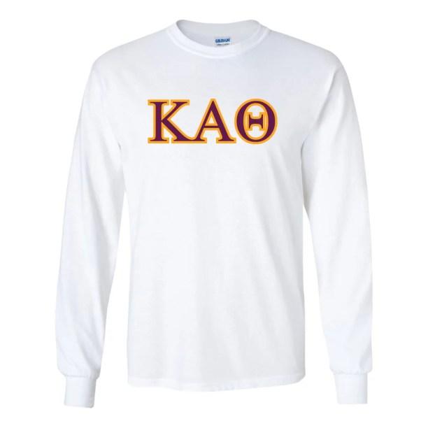 Kappa Alpha Theta Greek Letter Design