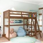 Better Homes Gardens Kane Twin Loft Bed Multiple Finishes Walmart Com Walmart Com