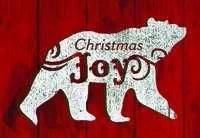 Dayspring Cards 75756 Card Boxed C Christmas Joy Bear