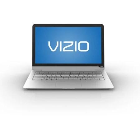 Vizio CT14-A0 14-Inch Thin Light Ultrabook Laptop PC (1.80GHz Intel Core i3-3217U Processor, 4GB RAM 128GB SSD Windows 7 Home Pr