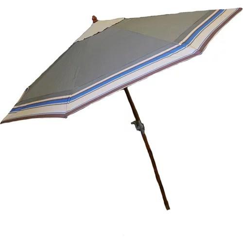 at leisure 9 wood market umbrella