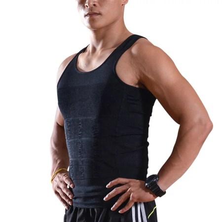 المشكل الجسم للرجال للرجال التخسيس قميص الخصر البطن فقدان الوزن الحجم: L / M / XL 28bdf735 1de7 40a3 97a3 f0b290123a73 1